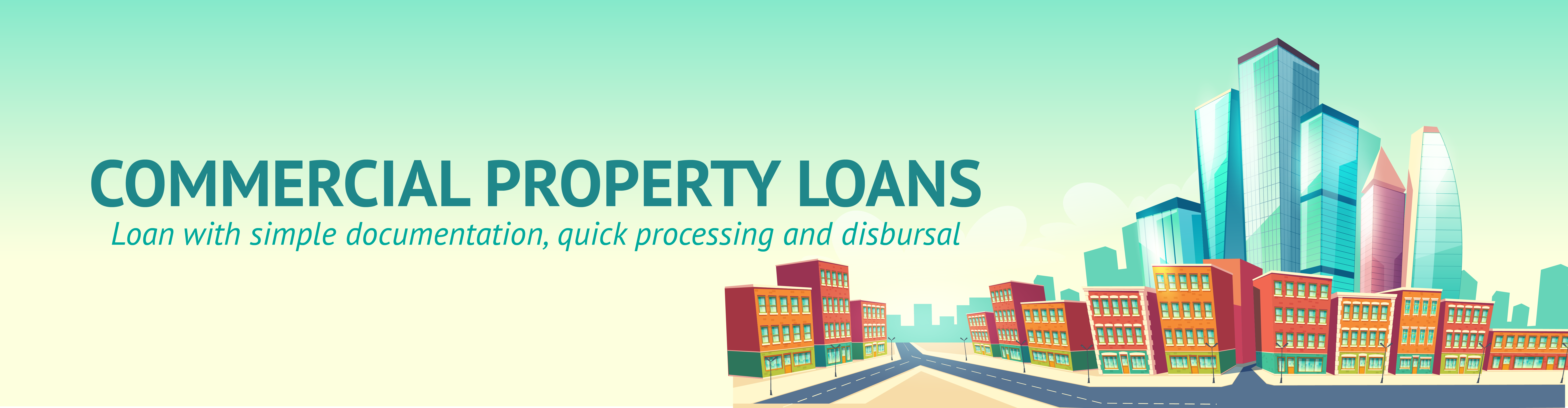 commercial property loans