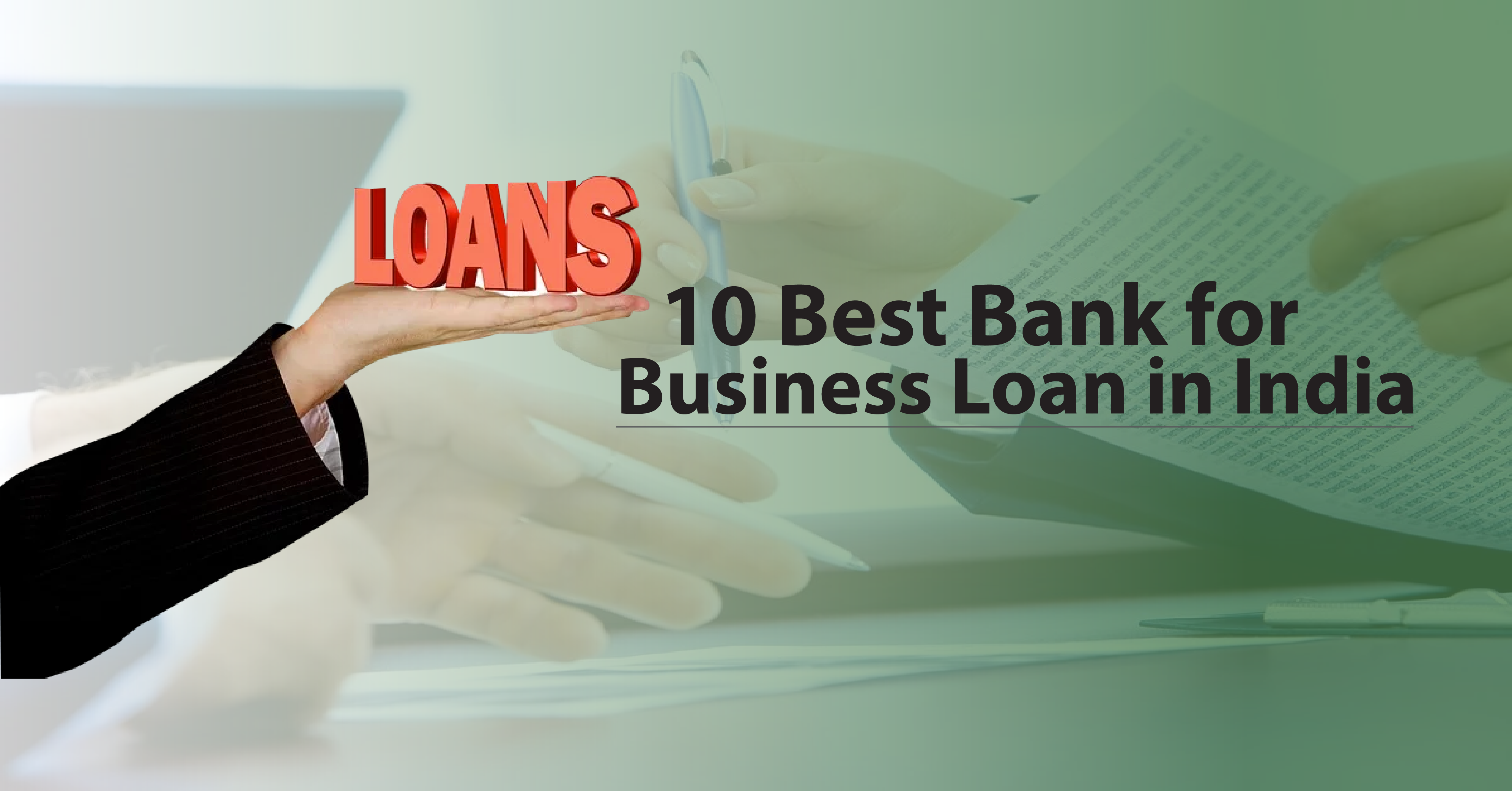 10 Best Bank for Business Loan in India