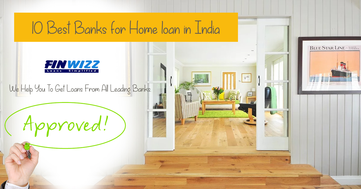 10 best banks for home loan in India